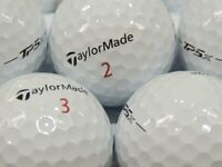 24 TaylorMade TP5x Golf Balls - PEARL / GRADE A - Lakeballs from Ace Golf Balls