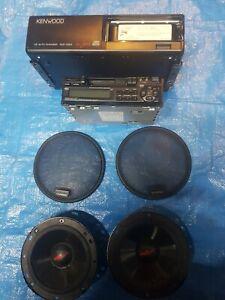 Kenwood Radio Cassette Cd Player
