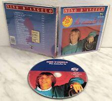 CD NINO D'ANGELO - ME MANCHE TU