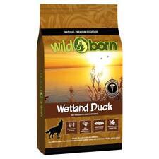 Wildborn Wetland Duck 15kg - getreidefreies Hundefutter mit Ente & Kartoffel