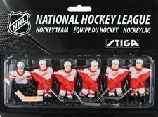 STIGA TABLE HOCKEY TEAM  DETROIT RED WINGS -- BRAND NEW!!! FREE SHIPPING IN USA