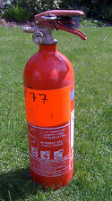 British Army 2kg ABC Powder Military Vehicle Fire Extinguisher Charged Grade B