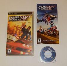 Pursuit Force (Sony PSP, 2006)