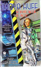 A Confederation of Valor by Tanya Huff (2006, Paperback, Daw, Omnibus)