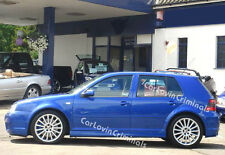 VW GOLF MK4 R32 5 DOOR SIDE SKIRTS