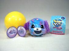 Pikmi Pops Bubble Drops Dubble Rare Buster the Dog Squeeze Plush Toy