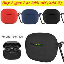 Jbl Tune T120 Tws Accessories Protective Case Wireless Bluetooth Earphonese Us*
