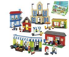 NIB! Lego Education City Buildings Set 843 Pieces #9311 (4579559)