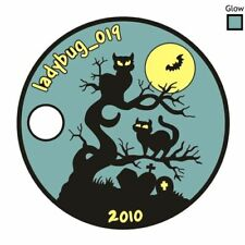 Pathtag  14529  -  Cats  in  Tree   -geocaching/geocoin/Extagz   *Retired*