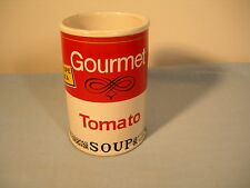 Vintage Tomato Soup Large Ceramic Container Advertising Gailstyn-Sutton Item 559