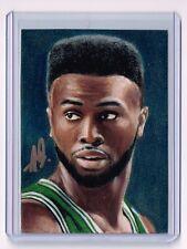 2016 ACEO Sketch Card JAYLEN BROWN Boston Celtics 1/1