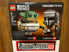 LEGO Brickheadz Star Wars Mandalorian New 75317 -  The Child Baby Yoda - IN HAND