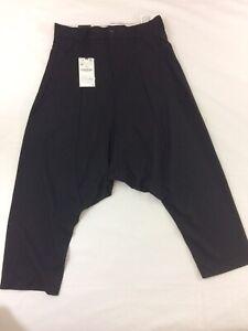 Zara Man Harem Dress Anckle Pant Size 38
