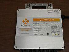 APsystems YC1000-3-480 Microinverter - 3 Pahse Output / 480V / ZigBee / 900 Watt