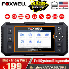 OBD2 Scanner ABS Oil EPB DPF SAS Battery Reset Fuel Injector Coding All Systems