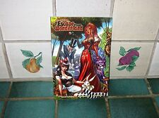 GRIMM FAIRY TALES ESCAPE FROM WONDERLAND GRAPHIC NOVEL