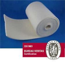 "#601 Adhesive White Wool Felt Roll 1/8""x6""x2.5Yds Orthopedic Medical Grade USA"