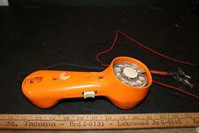Vintage telephone line tester - GTE - Lineman telephone RCA COM ALASKA