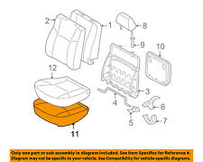 TOYOTA OEM 05-12 Tacoma Front Seat Bottom-Foam Cushion Pad Insert 71511AD020