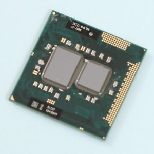 Intel Dual Core i5 Mobile i5-480M CPU Processor 2.6GHz 3MB Cache Socket G1 SLC27