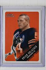 2000 Fleer Tradition Brian Urlacher #309 Rookie Bears