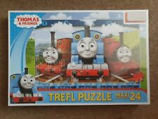 Thomas and Friends Happy Engines Puzzle Trefl Maxi (24-Piece)