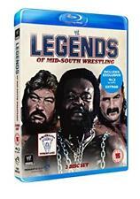 WWE - Legends Of Mid-South Wrestling (Blu-ray, 2013, 2-Disc Set) New  Region B