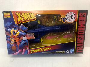 Transformers X Marvel Comics X-Men Mash Up Ultimate X-Spanse