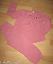 OKAIDI - Pyjama en coton 2 pièces rose -  Taille 6 ans