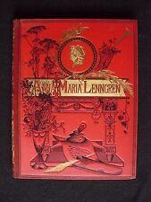 Anna Maria Lenngren. Samlade Skaldeforsok. Adolf Bonnier 1890