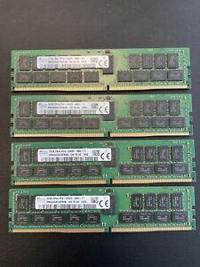 128GB (4x 32GB)SKHynix 2Rx4-2400T-RB2-11 DDR4-RAM