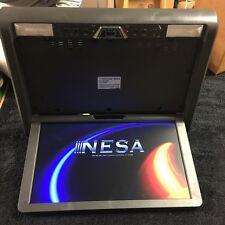 NEW NESA 15.6 INCH 12 VOLT CELING MOUNT TV MONITOR NSCM156DMD HDMI/USB CAR VAN