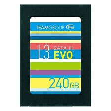 "Team L3 EVO 2.5"" 240GB SATA III Solid State Drive"