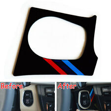 Car Engine Start Stop Switch Button Cover Trim Plastic For BMW 3 series F3x F8x