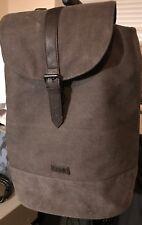 FCUK Denim Rucksack Backpack Unisex Travel Bag