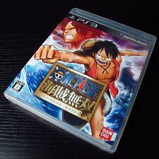 One Piece: Kaizoku Musou PS3 PlayStation 3 GAME JAPAN Import Japanese #0103