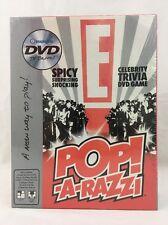 Trivia Game E Celebrity POP A RAZZI DVD TV Spicy Celebrity Shocking Age 13