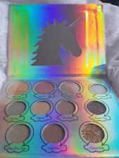 The Glitter Eyes Magica Unicorn Palette Eyeshadow 11 Colors Eye Shadow
