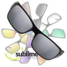POLARIZED Metallic Silver Mirror Replacement Lenses For Ray Ban RB4075
