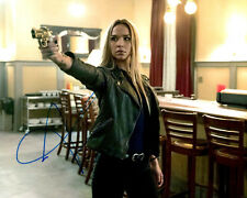 ARIELLE KEBBEL signed Autogramm 20x25cm MIDNIGHT TEXAS in Person autograph COA