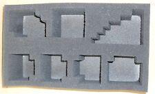 Army Transport Pluck Foam Tray Sabol 13 x 7.75 x 4 4C