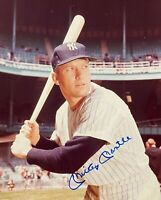 Mickey Mantle 8x10 SIGNED PHOTO AUTOGRAPHED ( Yankees HOF ) REPRINT