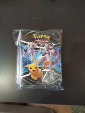 Pokemon Mini Album Binder 2019 Armored Mewtwo Charizard Mew Pikachu