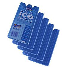 EZetil IceAkku 5x220g blue Kühlakku Kühlelement Kühlakkus