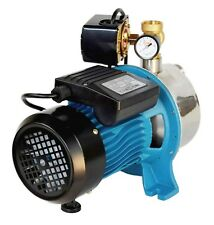 "IBO1""AJ50/60 Booster PUMP1.1kW + vessel expansion fittings,gauge,pressure switch"