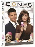 BONES - STAGIONE 07  4 DVD  COFANETTO  SERIE-TV