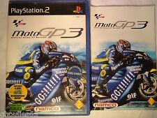 PS2 PS3 MOTO GP 3 PLAYSTATION 2 MOTO GP 3 PS2