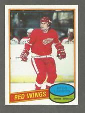 1980-81 O-Pee-Chee OPC Hockey Reed Larson #43 Detroit Red Wings NM/MT