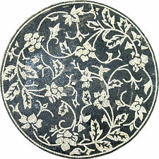 Floral Round Medallion Design Floor Pool Garden Home Marble Mosaic MD882