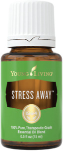 Young Living Stress Away 100% Pure Therapeutic-Grade Essential Oil 15 ml